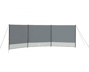 EasyCamp Windscreen Grey parawan