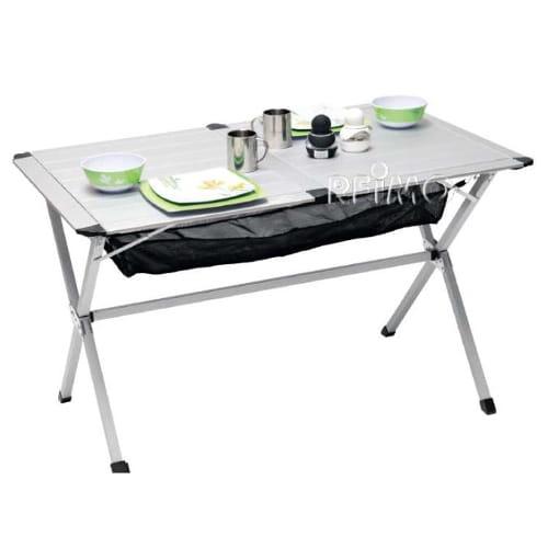Stolik Turystyczny Titan 2 Aluminiowy115x72x70cm